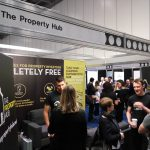 The property Hub at the property show