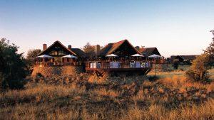 Een safarilodge in Mpumalanga