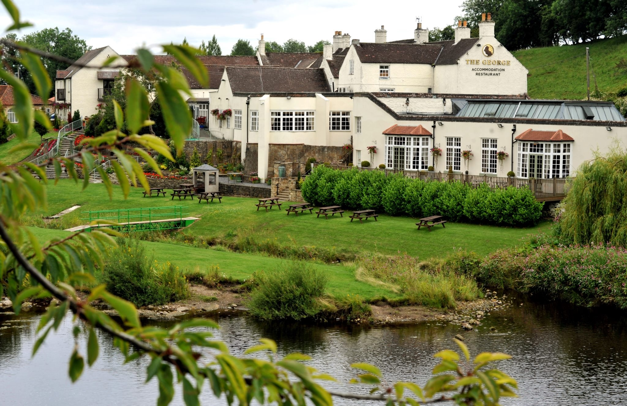 the George in Piercebridge