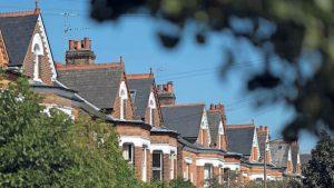 Huisprijzen in London