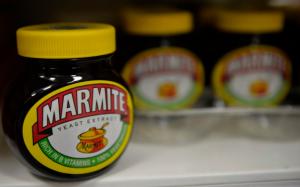 Marmite. Favorite Bristish food. Centre of Marmitegate.