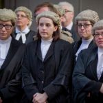 over barristers, lawyers en soclictors