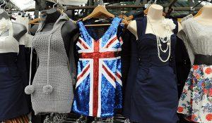 De Britten blijven kopen. Het gaat goed met de Britse economie in het Koninkrijk