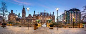 Sheffield - zwevend tussen oud en nieuw