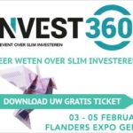 Gratis inkomkaarten voor Invest360
