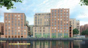 Bridgewater Wharf: perfect tussen oud en nieuw Manchester