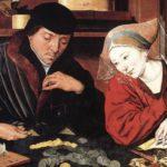 Geld wisselen aan een interessante wisselkoers was ook in Bourgondische tijden lucratief.
