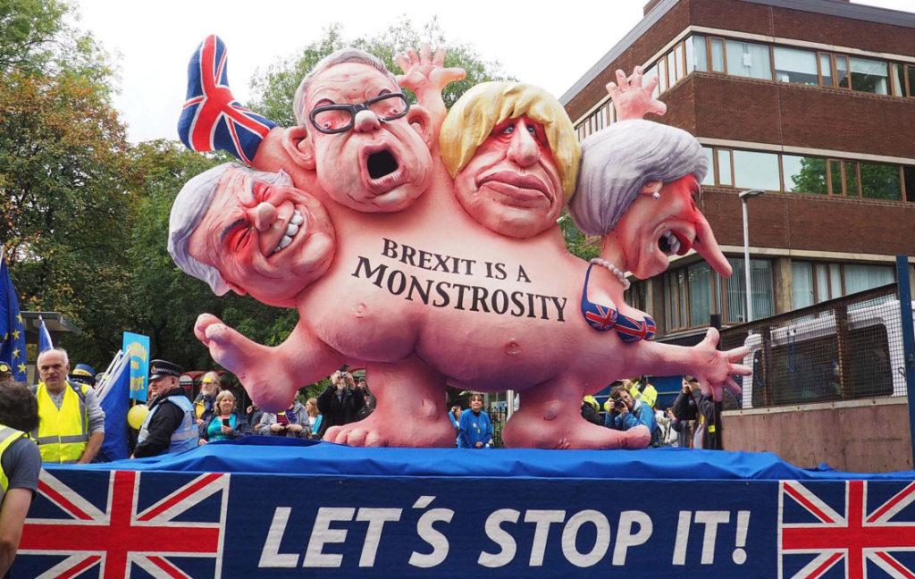 Brexit volgens de tegenstanders.